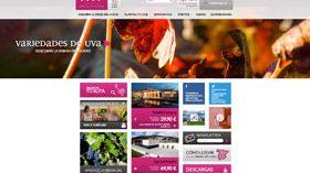 Nueva web para la Ruta del Vino Ribera del Duero