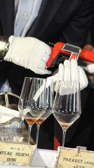 Tecnovino catar vinos antiguos Coravin 2