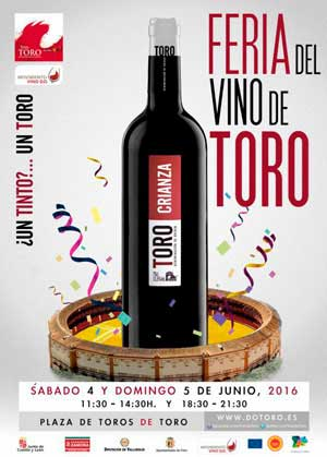 Tecnovino ferias vitivinicolas Feria del Vino de Toro