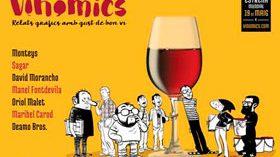 Vino y cómic, la apuesta de la DO Catalunya para llegar a los jóvenes
