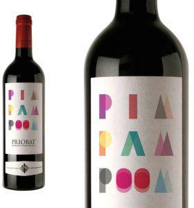 Tecnovino vinos originales Pim Pam Poom