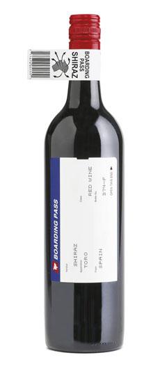 Tecnovino vinos originales Boarding Pass