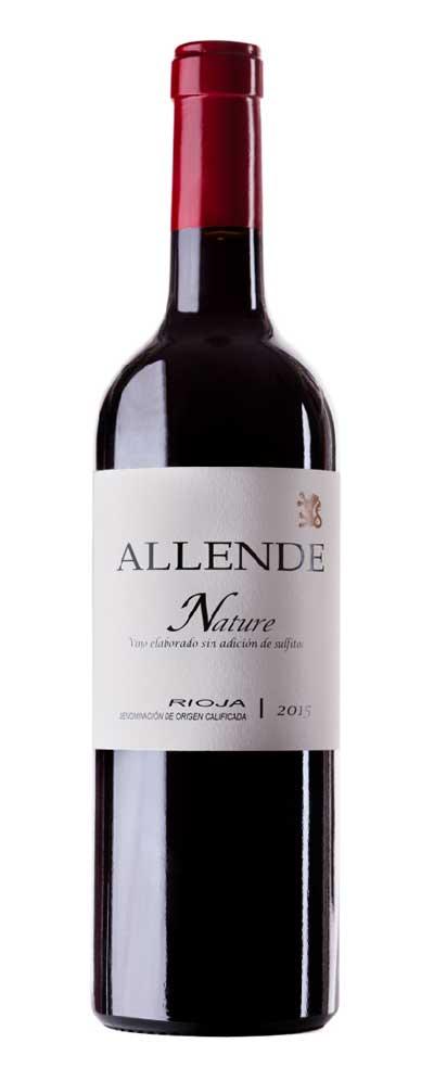Tecnovino Allende Nature 2015 Finca Allende