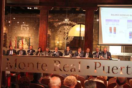 Tecnovino Bodegas Riojanas junta accionistas 2016 1