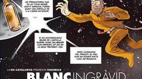 La DO Catalunya prosigue con su apuesta por el vino y el cómic