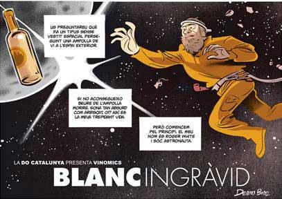 Tecnovino DO Catalunya Vinomics Blanc