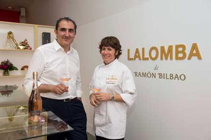 Tecnovino Lalomba Ramon Bilbao vino rose 2