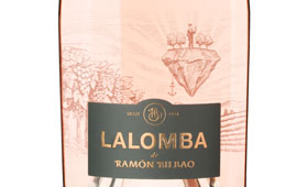 Tecnovino Lalomba Ramon Bilbao vino rose 280x170