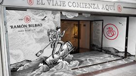Ramón Bilbao invita a descubrir otro mundo en su Pop Up Store