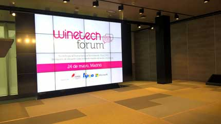 Tecnovino Winetech Forum 0