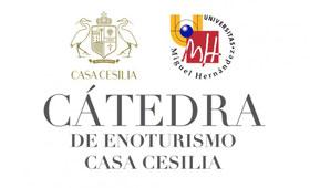 Tecnovino catedra de enoturismo UMH Casa Cesilia 280x170