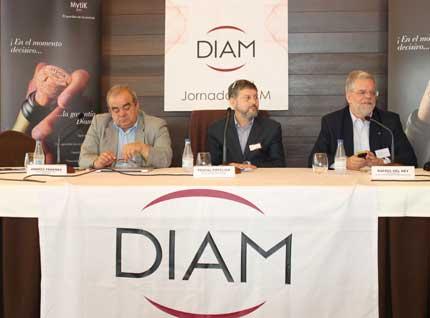 Tecnovino clasificaciones de los vinos de Rioja jornada Diam 1