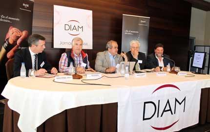 Tecnovino clasificaciones de los vinos de Rioja jornada Diam 2