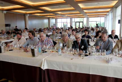 Tecnovino clasificaciones de los vinos de Rioja jornada Diam 4