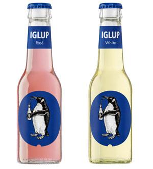 Tecnovino enoFestival 2016 botellines Iglup Grandes Vinedos