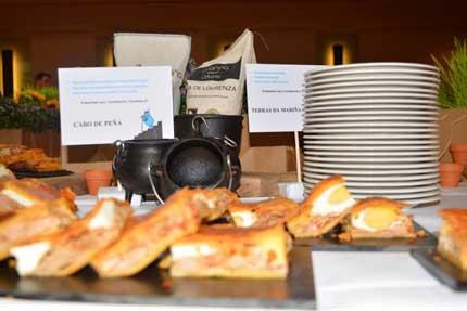 Tecnovino productos gourmet gallegos Galician Gourmet Extravaganza 1