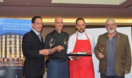 Tecnovino productos gourmet gallegos Galician Gourmet Extravaganza 2