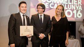 Los ganadores de los premios de la Associació Catalana de Sommeliers