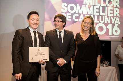 Tecnovino Associacio Catalana de Sommeliers premios