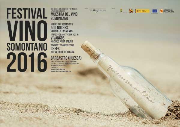 Tecnovino Festival de Vino Somonano 2016 1