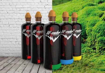 Tecnovino botellas de vino concurso Verallia W Ender