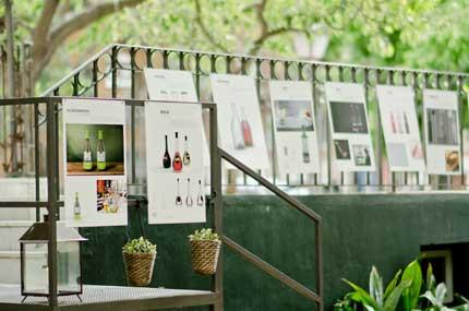 Tecnovino botellas de vino concurso Verallia expo