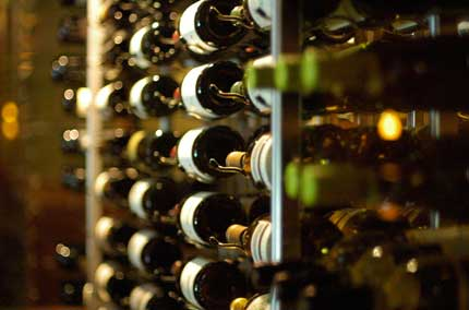 Tecnovino deposito fiscal vino Transnatur