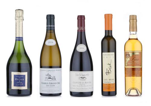 Tecnovino mejores vinos del mundo IWC 2016 2