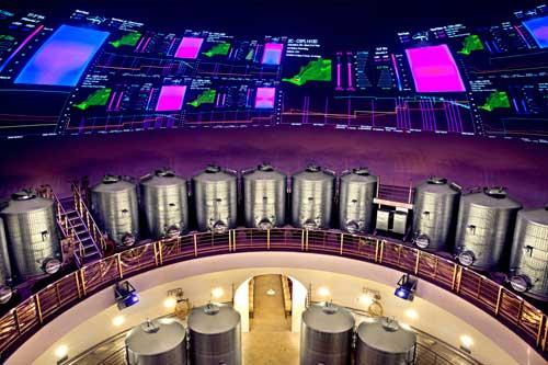 Tecnovino sector vitivinicola competitivo Idiogram 2