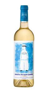 Tecnovino vino albarino Abadia de San Campio Terras Gauda