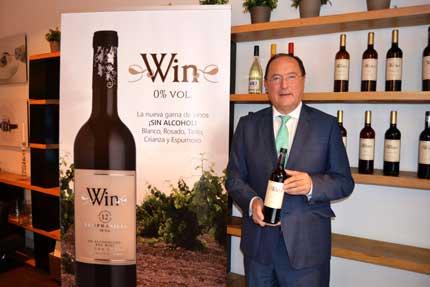 Tecnovino vinos sin alcohol WIN Matarromera 2