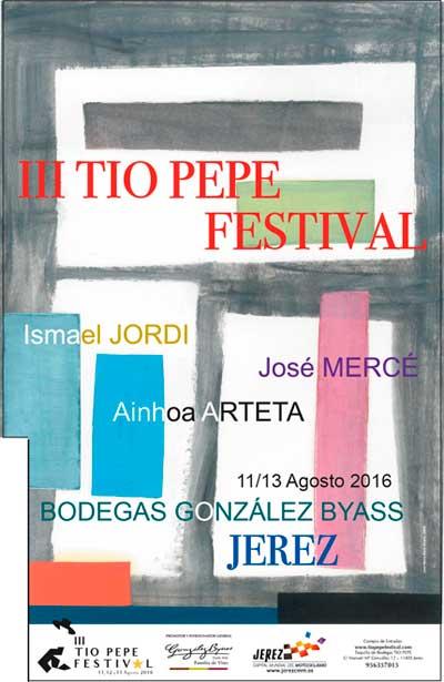 Tecnovino III Tio Pepe Festival Gonzalez Byass