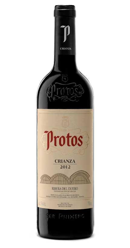 Tecnovino vino Protos Crianza 2012 Bodegas Protos