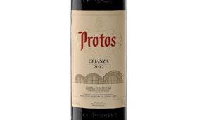 Ya disponible el vino Protos Crianza 2012