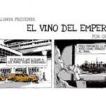 Cuarta entrega de Vinomics, la fusión del cómic y el vino con DO Catalunya