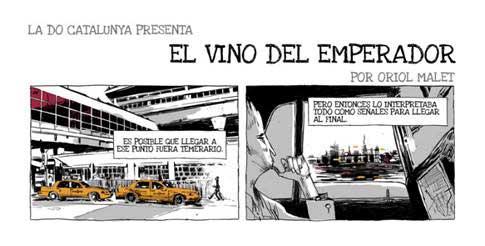 Tecnovino vino con DO Catalunya Vinomics