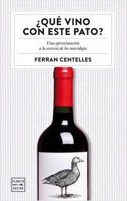 Tecnovino Ferran Centelles sumiller libro 1