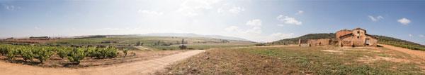 Tecnovino Natural Rioja Vintage Solarce 2013 panoramica