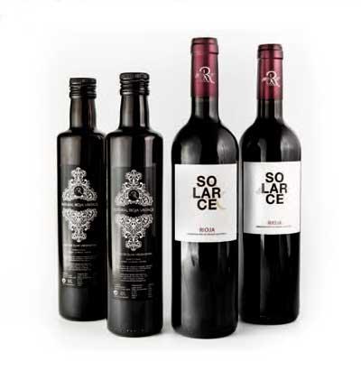 Tecnovino Natural Rioja Vintage Solarce 2013 productos