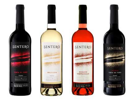 Tecnovino vinos de Toro Sentero Pagos del Rey