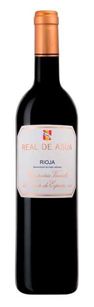 Tecnovino vinos riojanos Asua Crianza