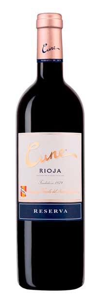 Tecnovino vinos riojanos CVNE Reserva