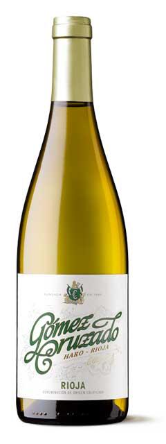 Tecnovino vinos riojanos Gomez Cruzado Blanco