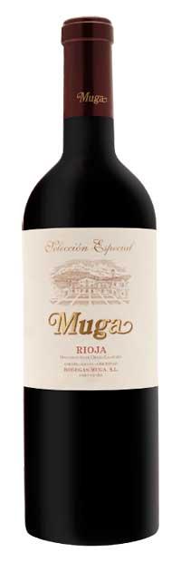 Tecnovino vinos riojanos Muga Reserva Seleccion Especial