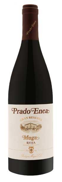Tecnovino vinos riojanos Prado Enea Gran Reserva