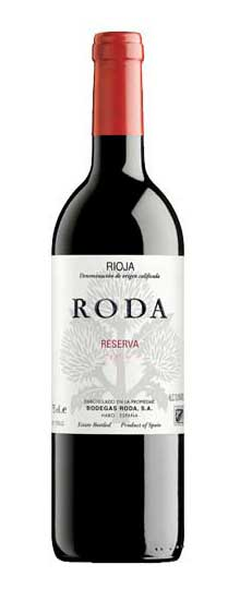 Tecnovino vinos riojanos Roda 2011