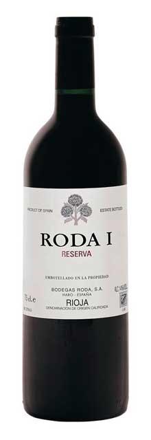 Tecnovino vinos riojanos Roda I Reserva