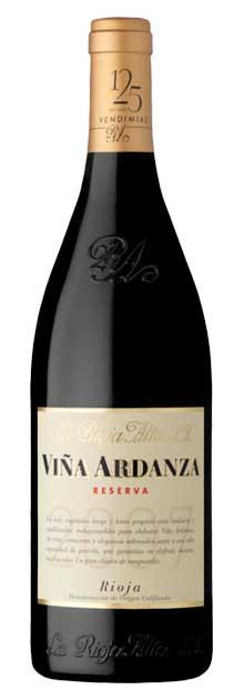 Tecnovino vinos riojanos VinaArdanza