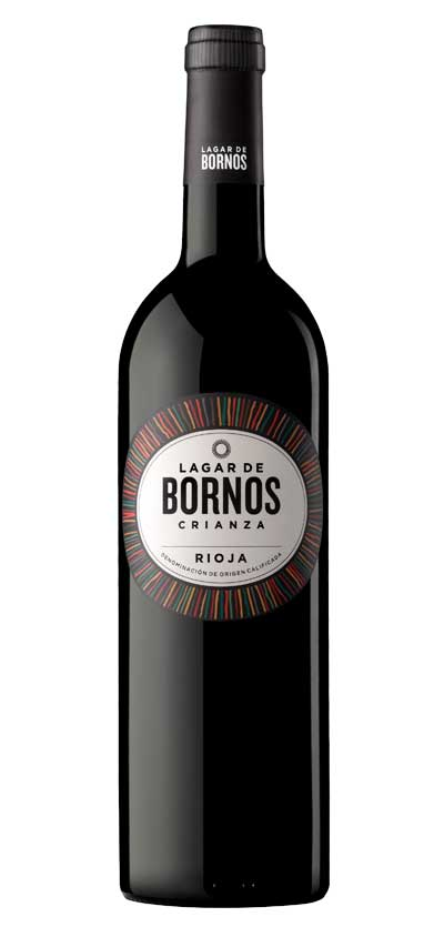 Tecnovino Lagar de Bornos Rioja Alavesa crianza