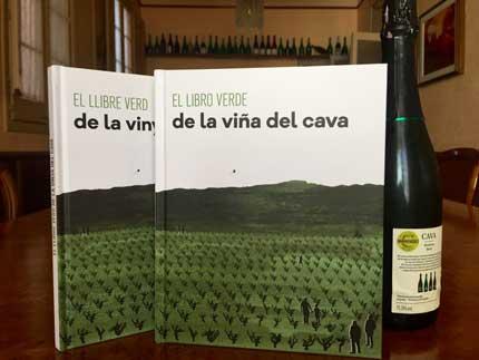 Tecnovino Libro verde de la vina del cava